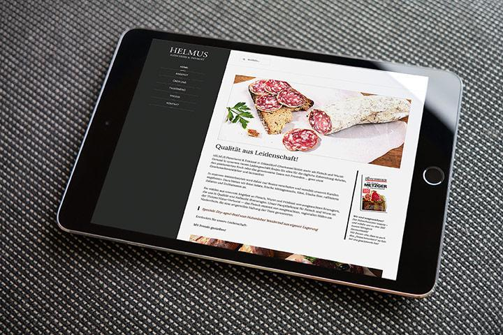 Fleischerei Helmus-Website-ackermanndesign
